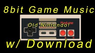 8 Bit RPG Game Music (Retro Chiptune) MP3 Download - Zelda Style!
