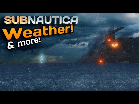 Weather, more submarines & pets | Top 10 Subnautica Features that have to be added!