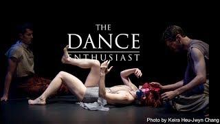 "New York Dance Up Close:Kate Weare on ""Dark Lark"" (Dance Enthusiast)"
