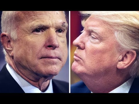 Download Youtube: John McCain Takes Off the Gloves, Goes After Donald Trump