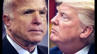John McCain Takes Off the Gloves, Goes After Donald Trump