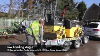 Nugent Plant Trailer Range (P-Line)