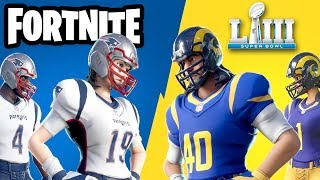 Fortnite - NFL Rumble LTM! (Super Bowl LIII) - Gameplay Part 61