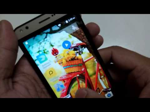 [Hindi] Karbonn Titanium Mach Five Hands on First Impressions review