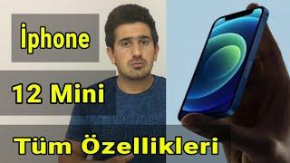 İphone 12 Mini Tüm Özellikleri AYRINTILI VİDEO