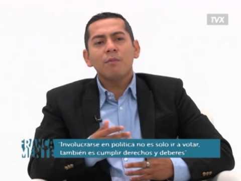 Francamente - Entrevista - Georgina Salinas y Carlos Rodríguez