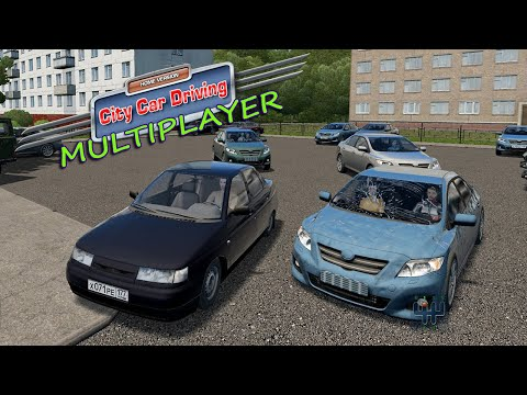 City Car Driving MULTIPLAYER