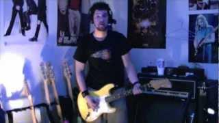 """Blink-182 """"Enema Of The State"""" Full Album Guitar Cover"""