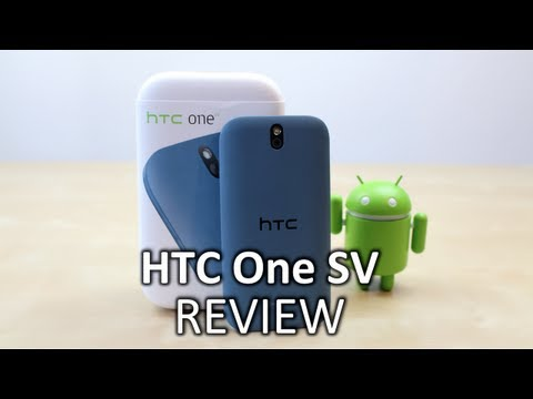 Review: HTC One SV | SwagTab