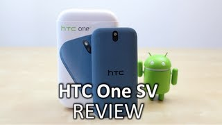 Review: HTC One SV