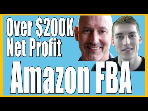 How to Sell on Amazon FBA  - Over $200k Net Profit - SlamazonBros