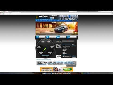 Nalley Autogroup Brunswick GA - Online Overview with Chad Dolbier Digital Expert