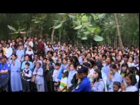 Lời sám hối của thầy Khai Thông khi quay về chùa Phật Quang P27 2 2011
