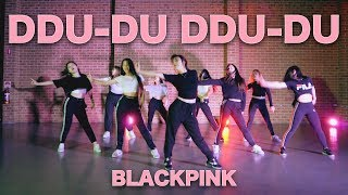 BLACKPINK - 뚜두뚜두 (DDU-DU DDU-DU)   SKY J Dance Cover