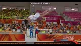 Maria Paseka (RUS) VT Final /  Universiade Gwangju 2015