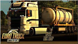 """Euro Truck Simulator 2 - #227 """"Mix Map"""""""