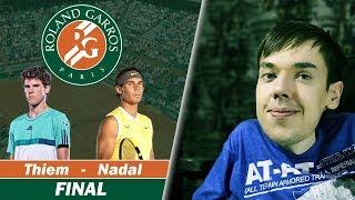 Roland-Garros 2019 | Final | Thiem - Nadal
