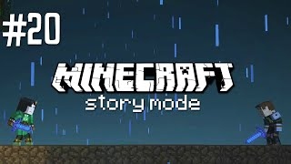 SHOWDOWN WITH AIDEN - MINECRAFT STORY MODE (EP.20)