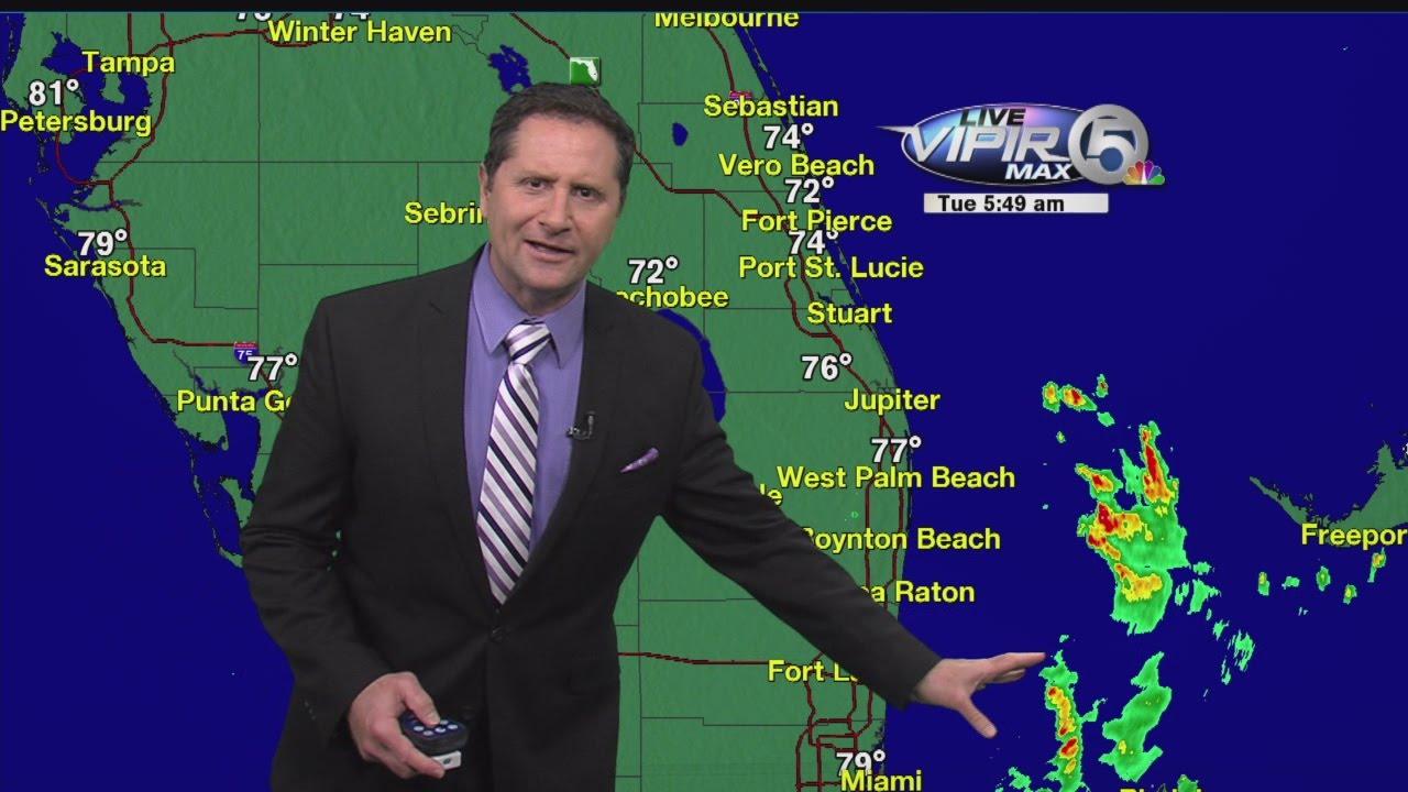 South Florida forecast 9/20/16 - 5:45 am report