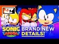 Brand New Details on Sonic Mania Plus! - New Screenshots, Release Date, Encore Mode!