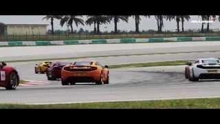 McLaren Hong Kong and McLaren Kuala Lumpur @ Joint Track Day