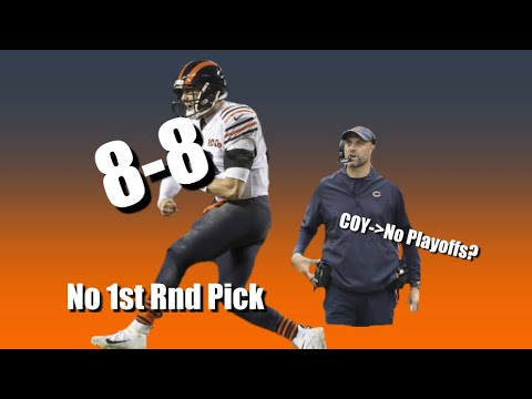 Why The BEARS SHOULD Keep Mitch Trubisky In 2020+ Needed Offseason Moves (160)