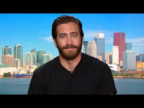 Jake Gyllenhaal takes on gritty role in 'Southpaw'