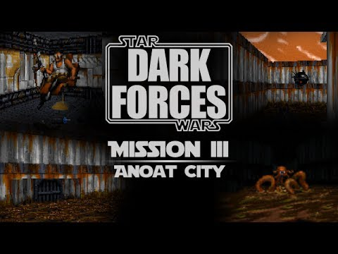 Star Wars Dark Forces mission III |