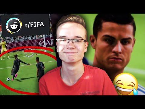 IŠIEL SOM NA FIFA REDDIT... 😅