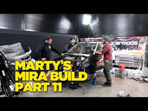 Marty's Mira Build [Part 11]