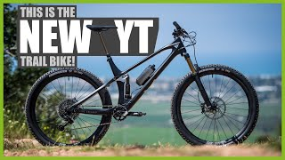 This is the NEW YT Trail BIKE - IZZO