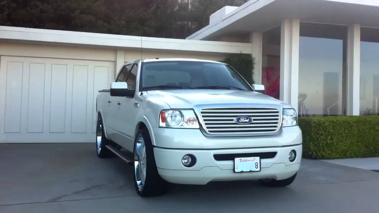Ford F150 On 26 S Youtube