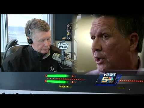 Kasich continues bid for presidential nomination