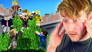 DE TREE KING GAME CHAMPIONSHIPS IN MINECRAFT!