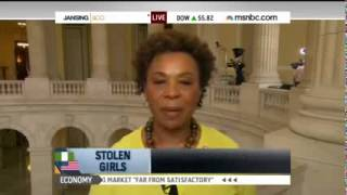 Congresswoman Lee Speaks With Chris Jansing About Ensuring Nigerian Girls