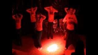 """Šimtadienio rytinės šokis """"FLUXUS"""" 2012 (2)"""