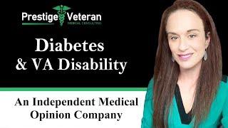 Veterans (VA) Disability for Diabetes   Prestige Worldwide Medical Consulting
