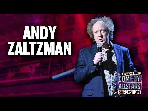 Andy Zaltzman - 2017 Opening Night Comedy Allstars Supershow