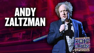 Andy Zaltzman - 2017 Opening Night Comedy Allstars Supershow