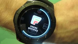 Facer for Samsung Gear S2 / S3 Watchface app review + Always On watchfaces screenshot 5