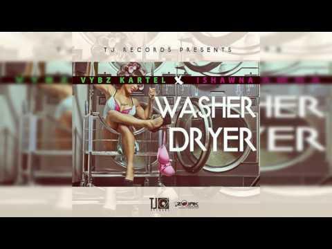 Vybz Kartel - Washer Dryer ft Ishawna - July 2017