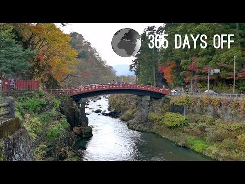 Episode 34 - Japan / Nikko area, Kyoto & Nara