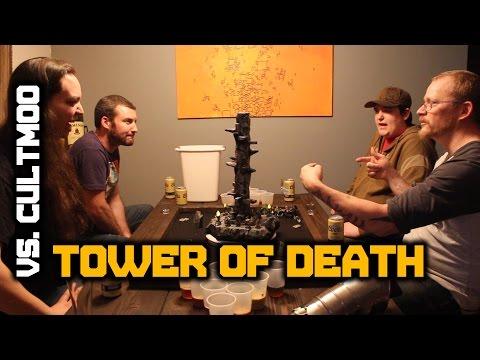 CultMoo vs. Drunkens & Dragons 2: Tower of Death!