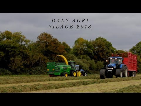 Silage 2018-Daly Agri-Pt.1