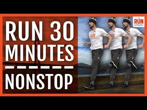 How To Run Properly Without Stopping