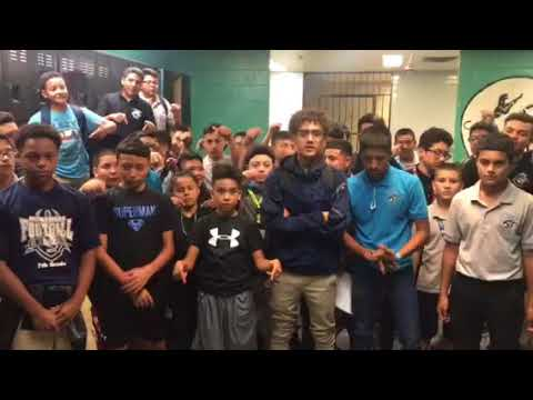 Camino Real Middle School FB HD