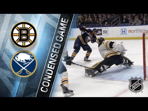 Boston Bruins vs Buffalo Sabres – Feb. 25, 2018 | Game Highlights | NHL 2017/18. Обзор