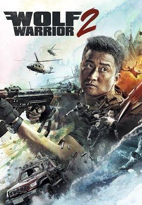 Wolf Warrior 2 Trailer 2017 Action Movie Youtube