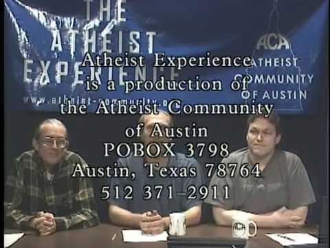 Atheist Experience #419 with Russell Glasser, Jeff Dee, and David Kent
