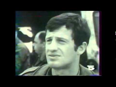 Interview J.P. Belmondo 1964